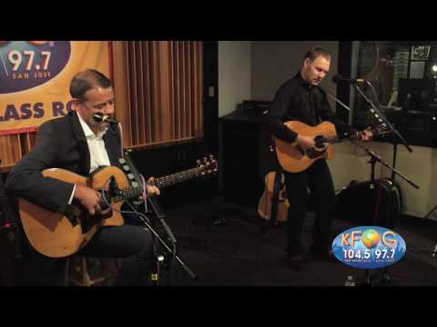 """David Gray - """" Babylon"""" On KFOG Radio"""