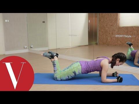 愛瑜珈|瑜珈老師RuRu教你三招對付超難瘦的小腹還可練出翹臀