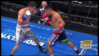 1000 Punches🥊 Leo Santa Cruz vs Rafael Rivera Full Fight Highlights Review - Santa cruz wins