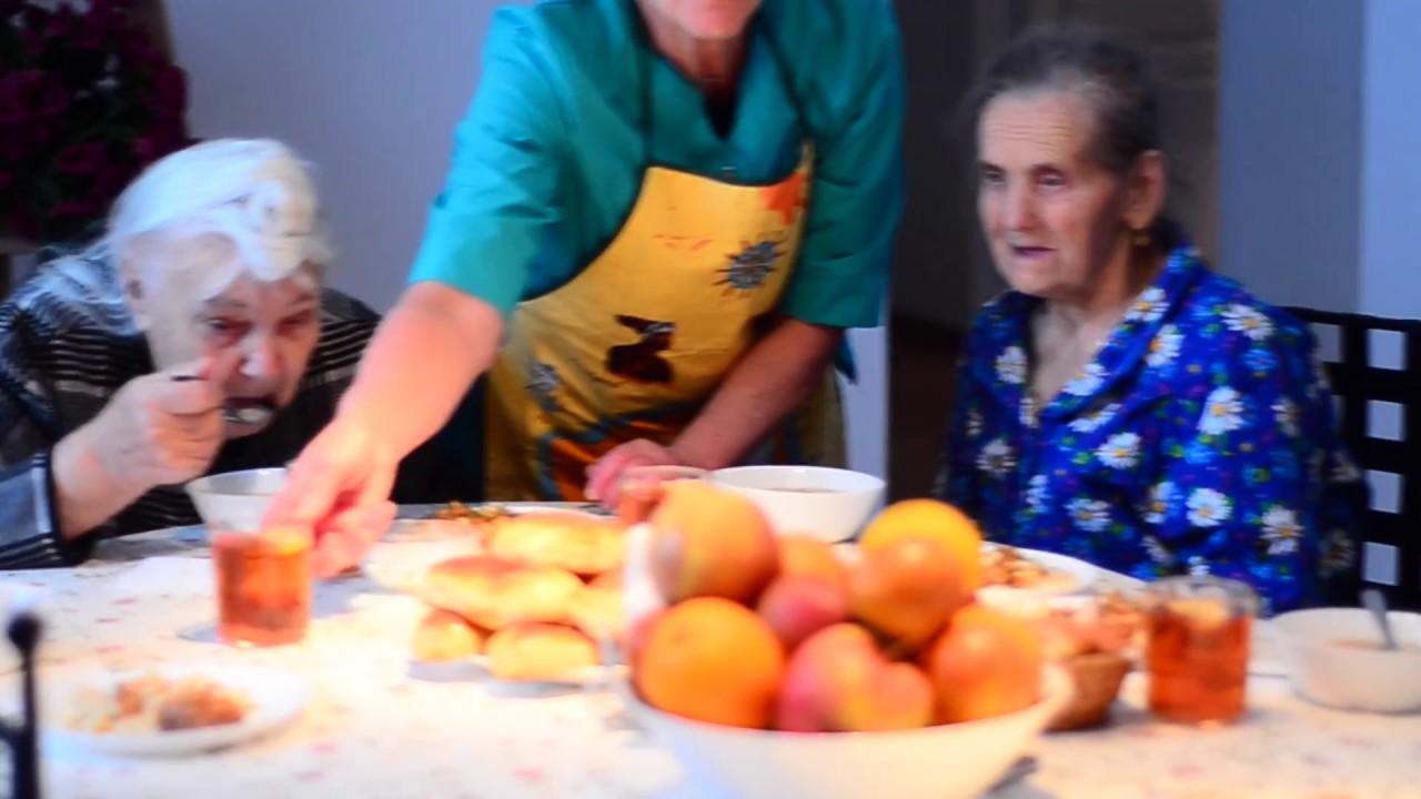 кого помещают в дом престарелых