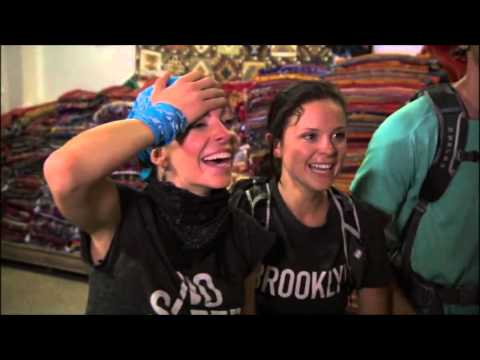 Kym and Alli's Funny Moments Amazing Race 25