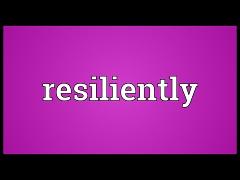 Header of resiliently