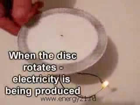 магнитный мотор-генератор