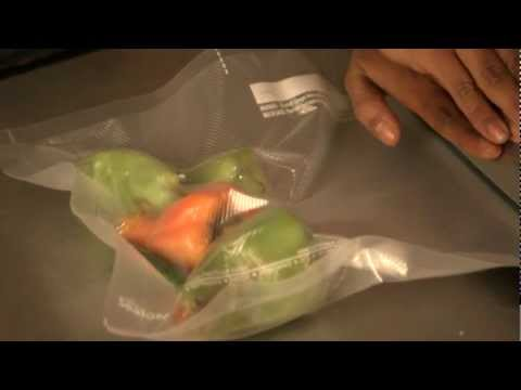 How To Preserve Vegetables With a Vacuum Sealer