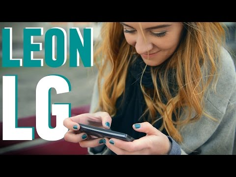 LG Leon: обзор смартфона