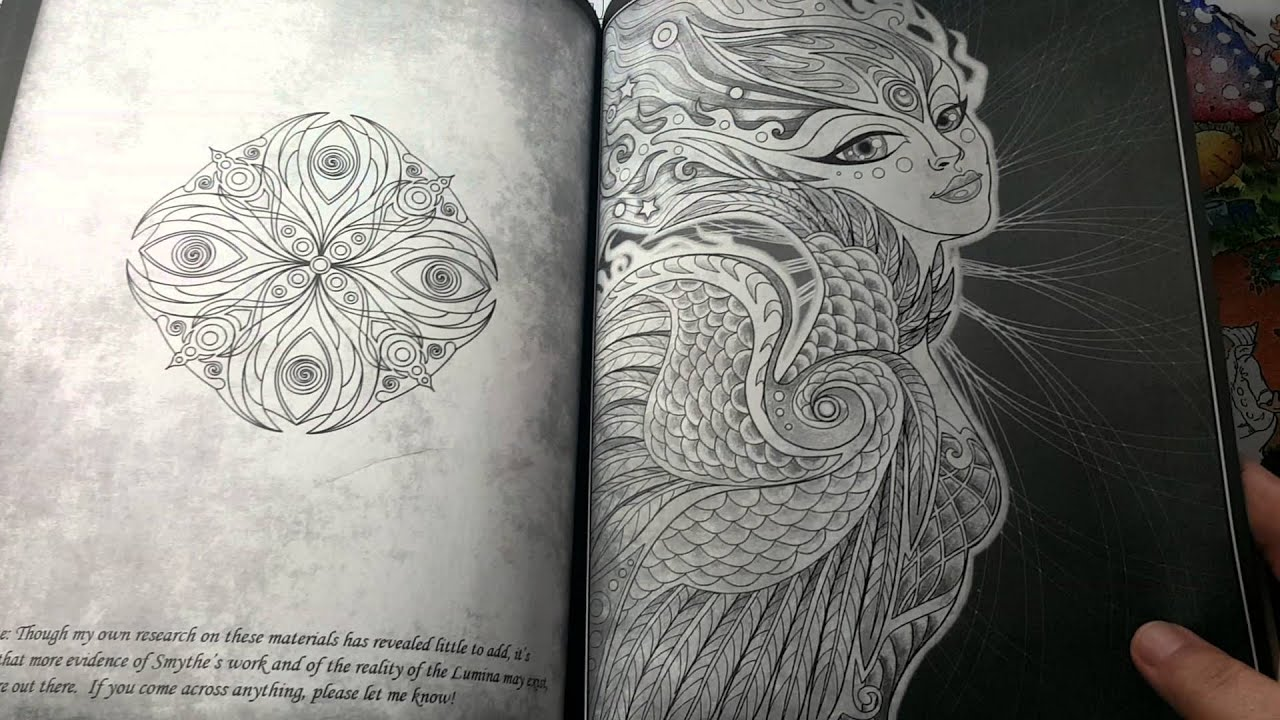 The Lumina Chronicles Coloring Book Review