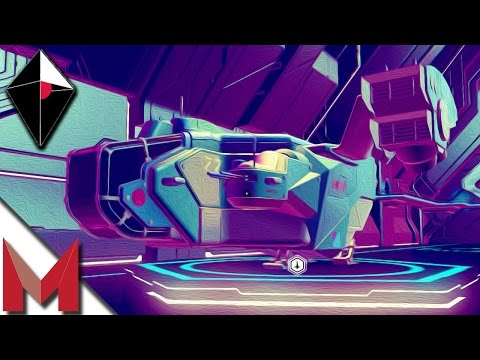 NO MAN'S SKY GAMEPLAY - NEW SHIP, EXOSUIT SLOTS & QUEST LINE - Ep6
