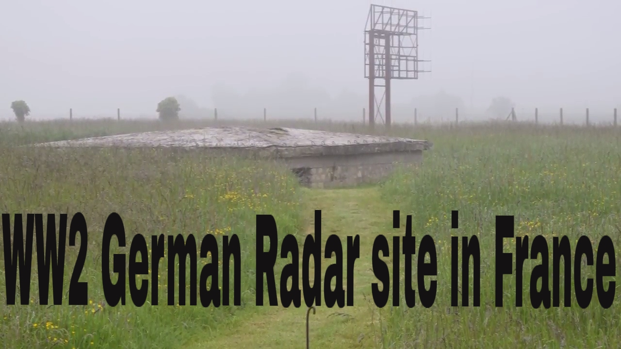 Ww2 german radar installation in normandy france as it is today may ww2 german radar installation in normandy france as it is today may 2016 publicscrutiny Image collections