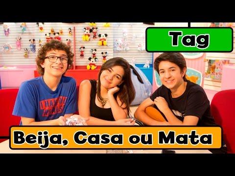 Tag - Beija, Casa Ou Mata (Ft. Lipe Volpatto E Ana Zimmermann) - Fhelipe Gomes