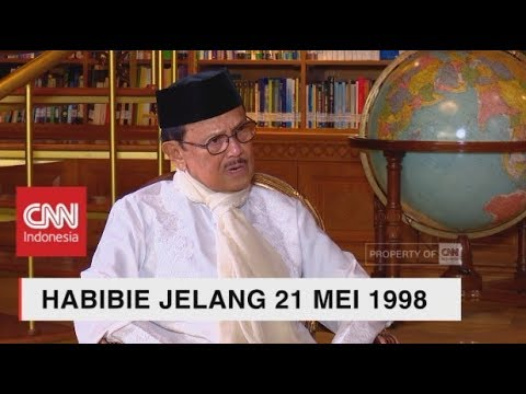 Habibie Jelang 21 Mei 1998 - Special Interview