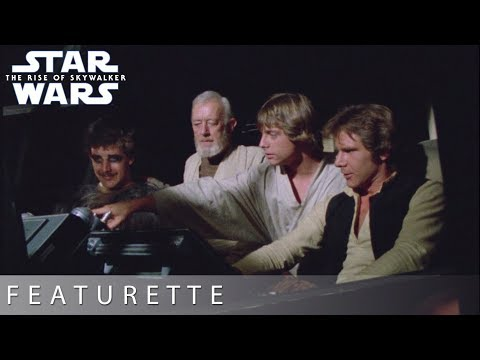 Star Wars: The Rise Of Skywalker | Featurette