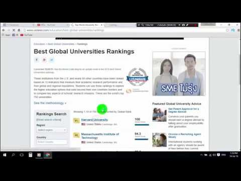 Online masters degree of Harvard University   YouTube