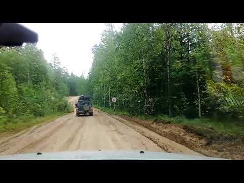 Дороги Коми, Удорский район