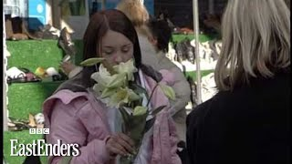 First appearance of Stacey Slater on Albert Square - EastEnders - BBC