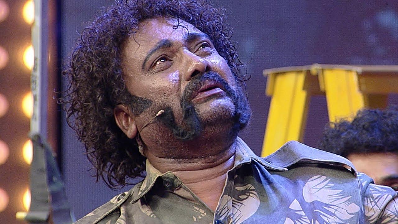 Thakarppan Comedy I  Funny gangster to blast the show I Mazhavil Manorama