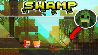 Minecraft Swamp Update Revealed! Frogs, Mangroves & New Boats!!! Minecon Live