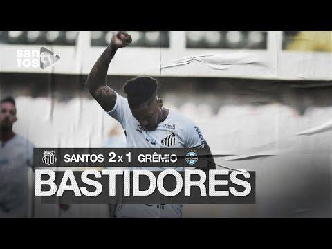 SANTOS 2 X 1 GRÊMIO | BASTIDORES | BRASILEIRÃO (11/10/20)