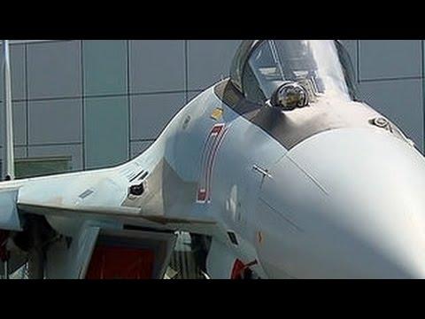 Китай купит у России новейшие истребители Су-35
