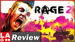 Rage 2 Review | (PC/PS4/Xbox One) (Video Game Video Review)