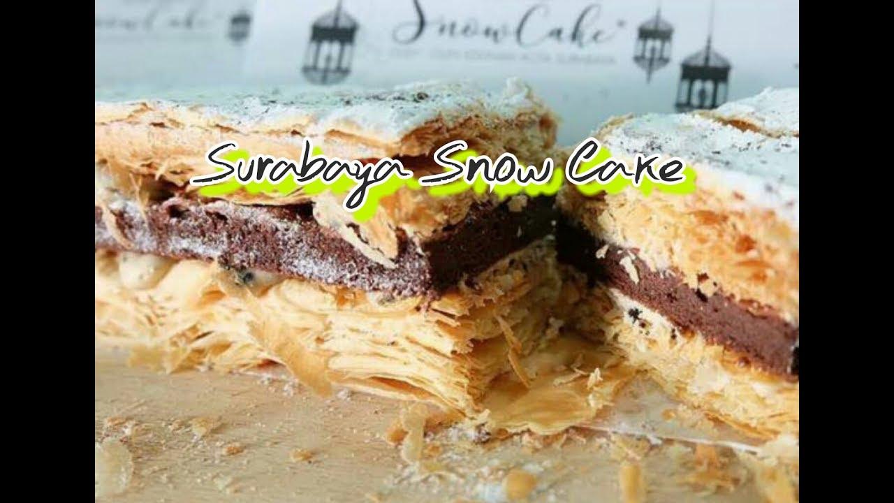 Snow Cake Zaskia Sungkar