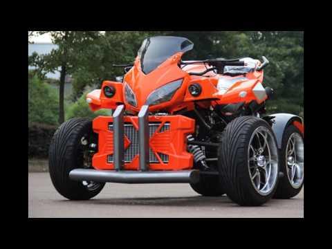 Квадроцикл Сокол - YouTube