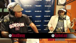 Spike Lee Comments on Clint Eastwood and Tyler Perry on #SwayInTheMorning