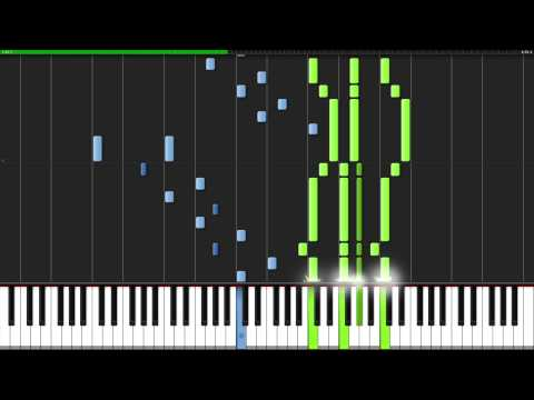 Liebestraum Love Dream  Franz Liszt Piano Tutorial Synthesia