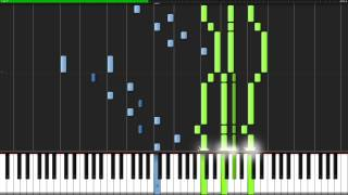 Liebestraum (Love Dream) - Franz Liszt [Piano Tutorial] (Synthesia)
