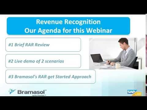 "SAP Revenue Accounting RA ""As an Engine"""