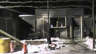 25-01 | Middel-brand om wasserette op camping, Stavenisse