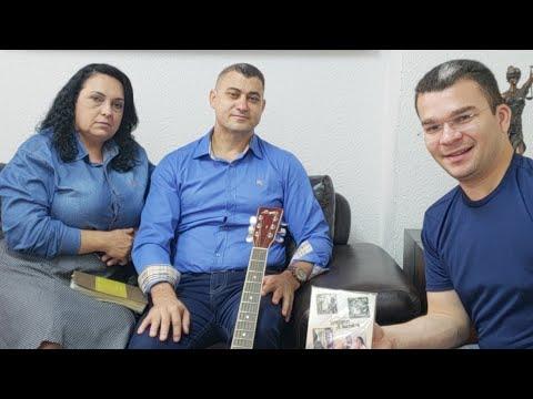 Programa Fala Teles Júnior  / Welson e Sandra