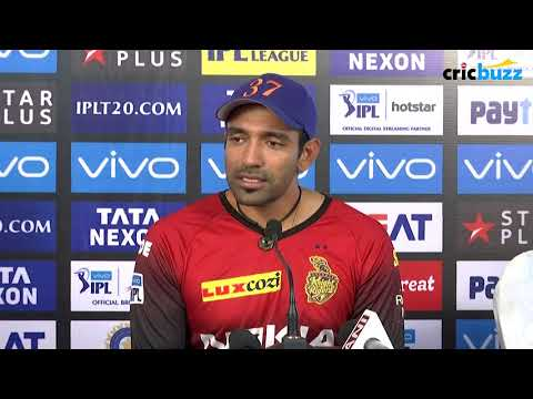 We want to finish in the top 2 - Robin Uthappa