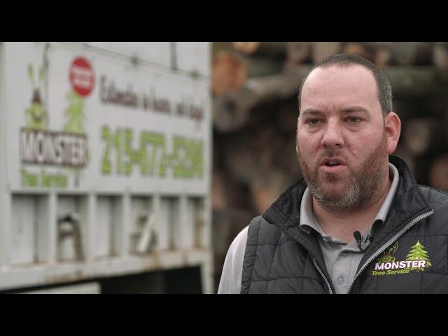 Josh Skolnick - Monster Tree Service CEO Vision Story