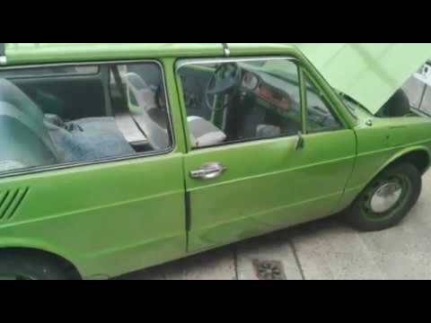 VW Mexican Brazilia 1975