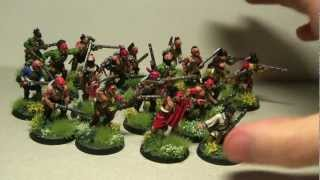 Warlord Games: Woodland Indian War Party