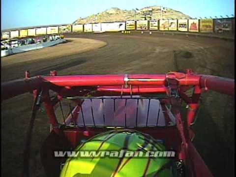 Damion Gardner Sets Quick Time at Perris Auto Speedway