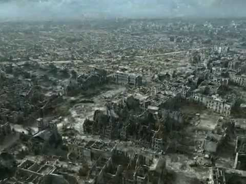 Warsaw after Warsaw Uprising