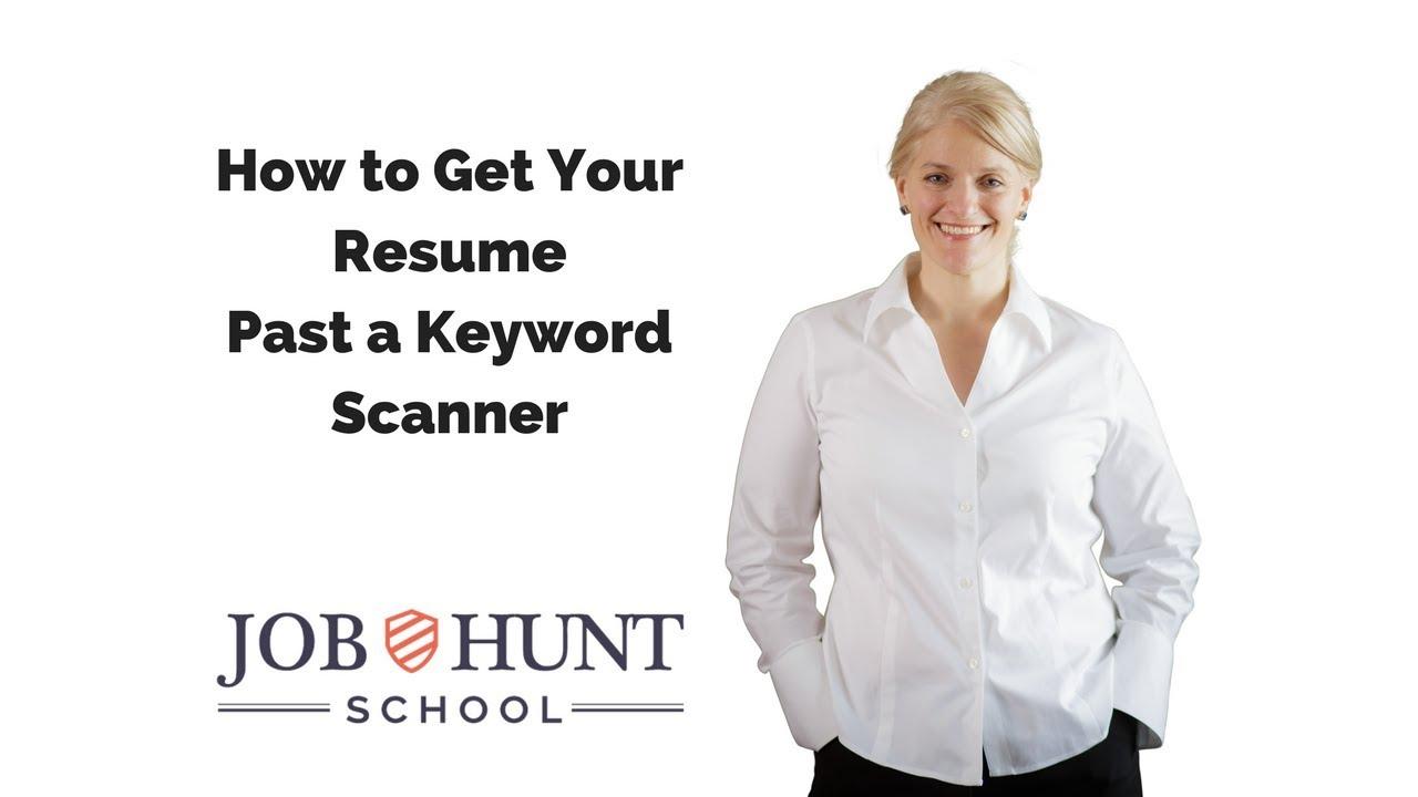 Keyword Resume Scanner Eliolera Com