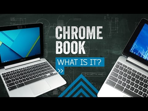 What Is A Chromebook, Anyway?