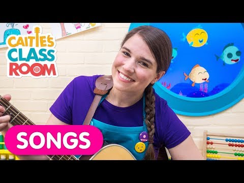 10 Little Fishies - Nursery Rhymes From The Classroom!