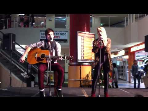 Born This Way Acoustic Cover  Alise and Christian Antidormi