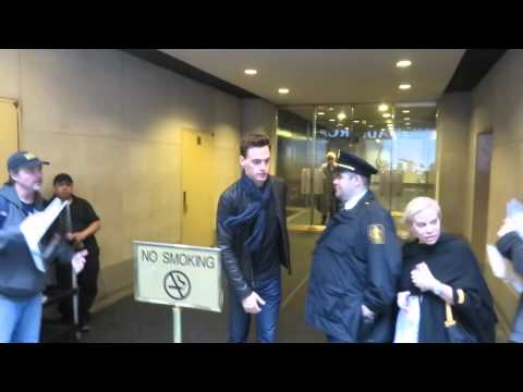 Jersey Boys star Erich Bergen leaving Today  & gets upset when confused with Vincent Piazza