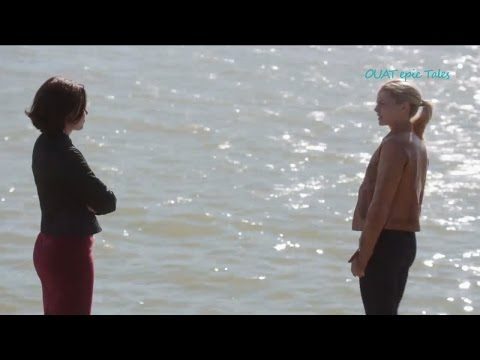 "Once Upon A Time 6x04 Emma Regina Talk ""Strange Case"" Season 6 Episode 4 HD"