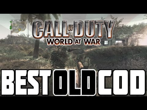 OLD COD IS BEST COD! - WORLD AT WAR 8 YEARS LATER