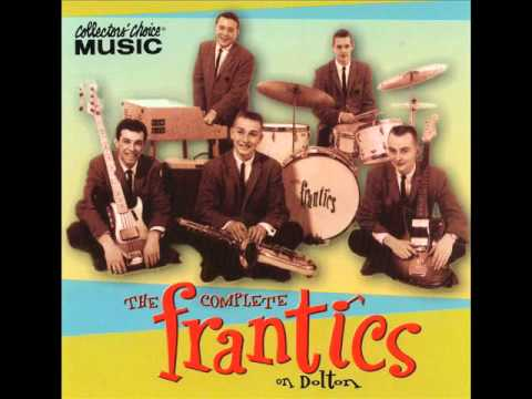 The Frantics - Black Shappire (1959-1963) USA