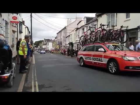 Tour of Britain 2016 - Chudleigh - Devon