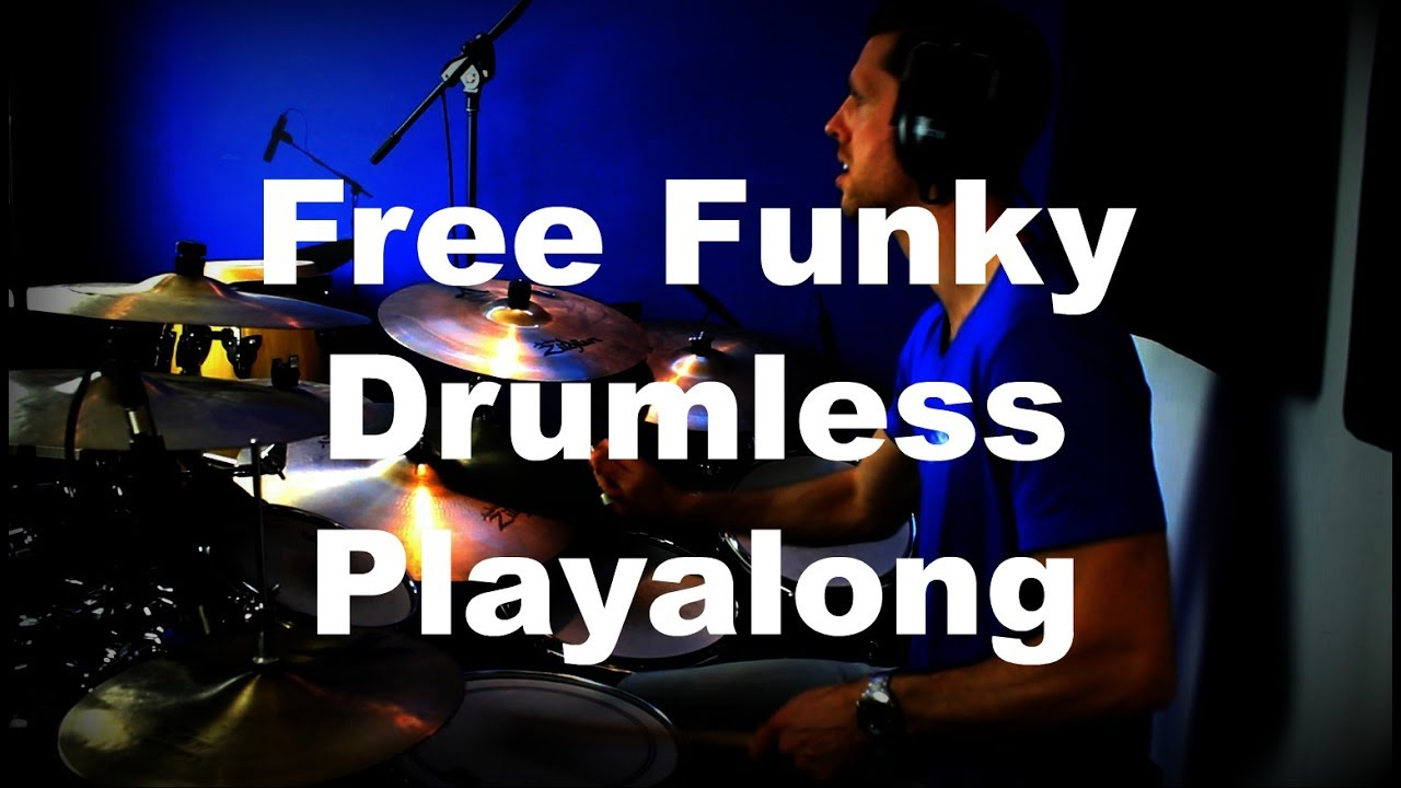 Drumless Backing Track Free | Total Drummer - Online Drum Lessons