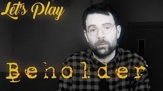 Let's Play - Beholder (Suite et fin ?)