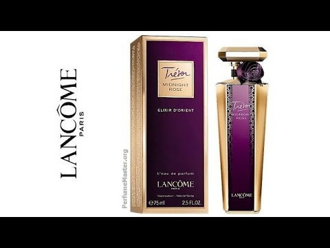 Rose Perfume Midnight Lancome Tresor Elixir Dorient 76Ygbfyv