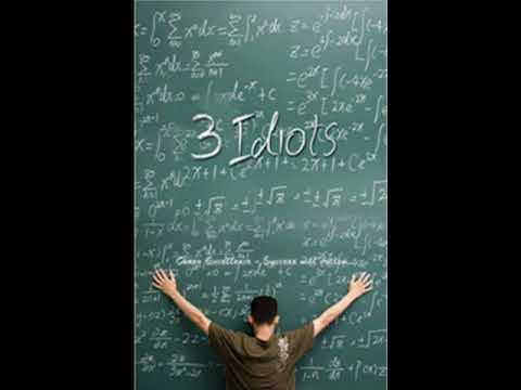 3 Idiots  Zoobi Doobi Full Song